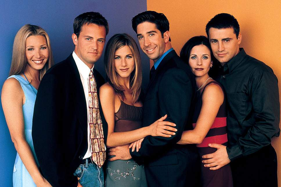 Image of FRIENDS - THE QUIZ