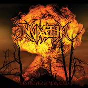 Image of INVASION - DESTROYER OF MANKIND (New & Sealed)