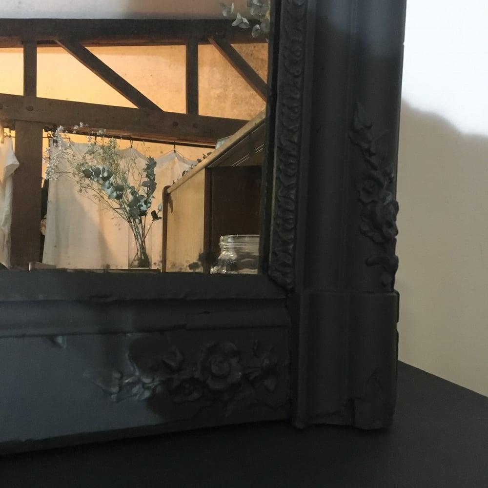 Image of Très grand miroir / trumeau