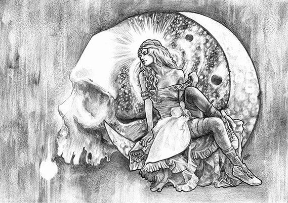 Image of Skulls and dreams