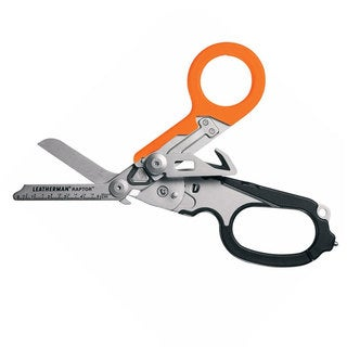 Image of Leatherman 6-in-1 Raptor Survival Shears with Utility Holster