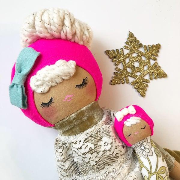 Image of Classic Doll Velvet