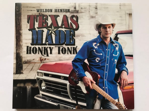 Image of Texas Made Honky Tonk - CD