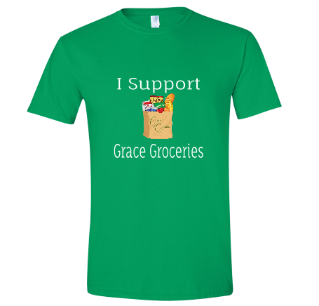 Image of I Support Grace Groceries T-Shirt