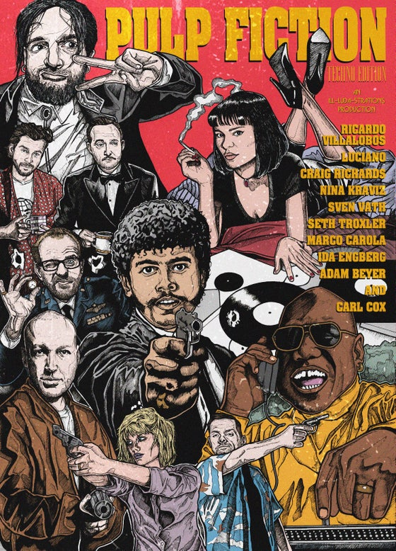Image of PULP FICTION (TECHNO EDITION)
