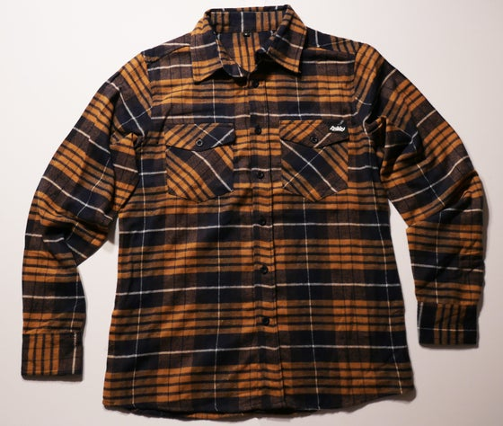 Image of Sunrise flannel *6am