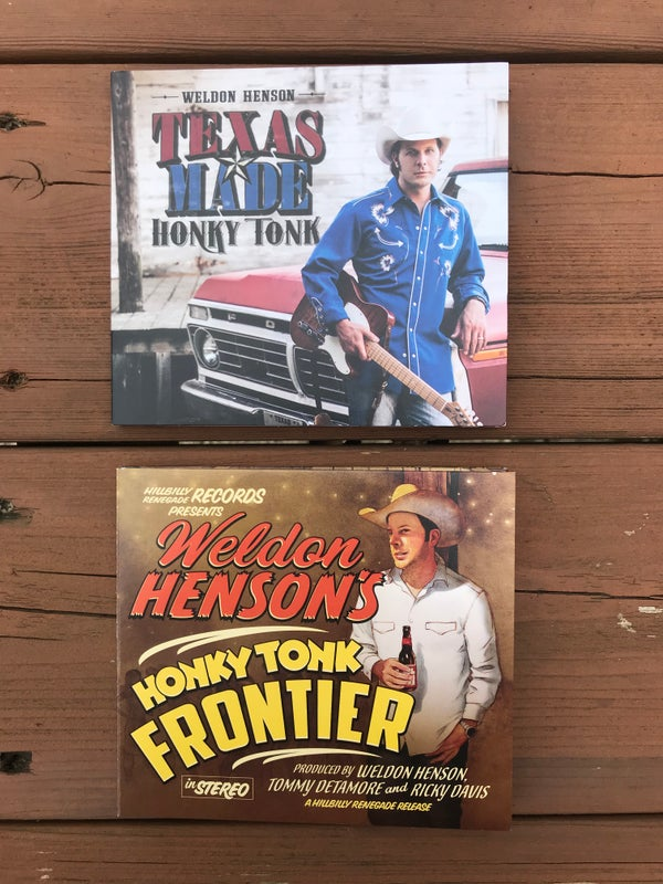 Image of Honky Tonk CD Special
