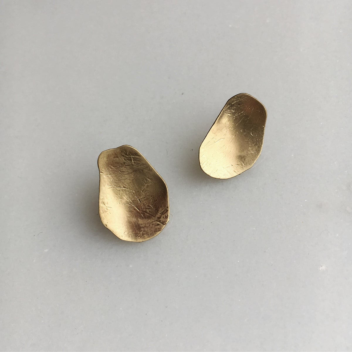 Image of fleck earring