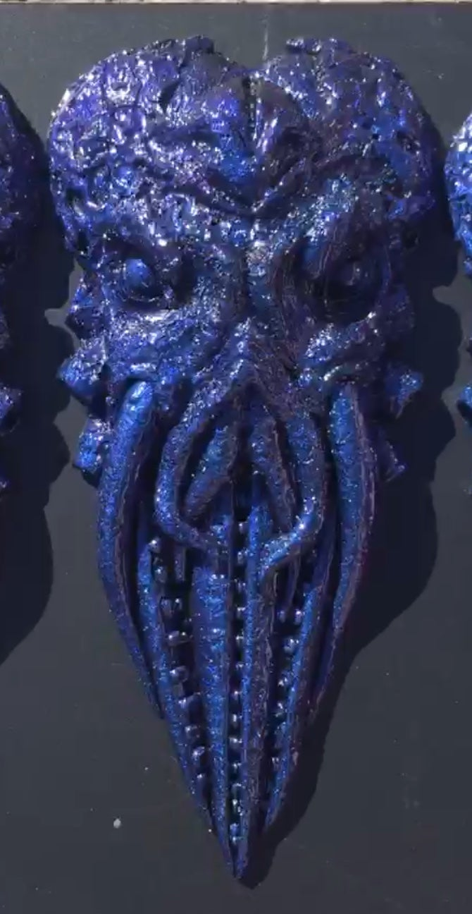 "Image of Colin Christian Sculpture ""Little Cthulhu"""