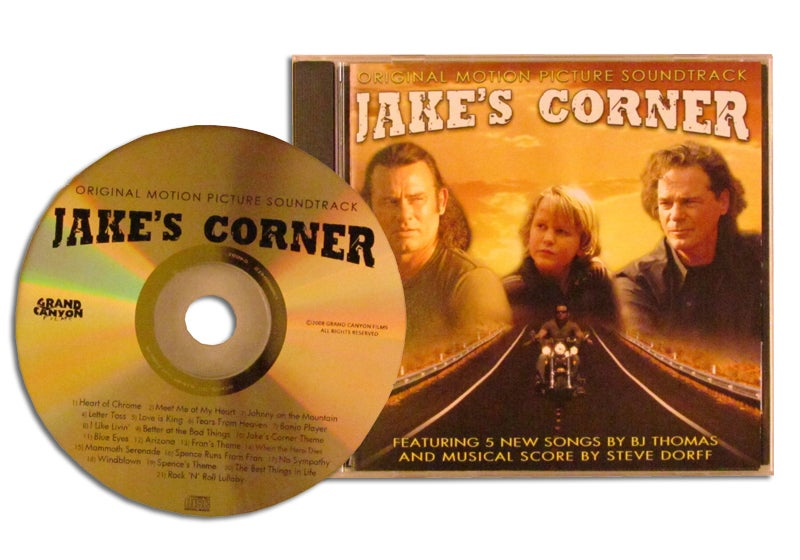 "Image of ""Jake's Corner"" Soundtrack CD"