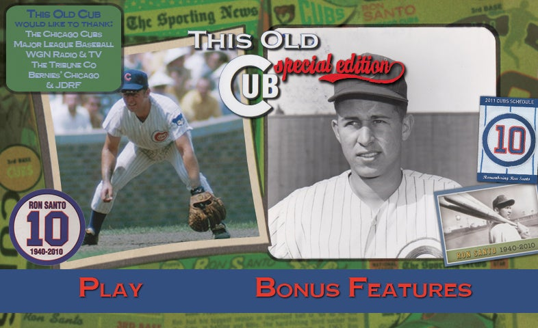 """Image of """"This Old Cub Special Edition"""" DVD"""