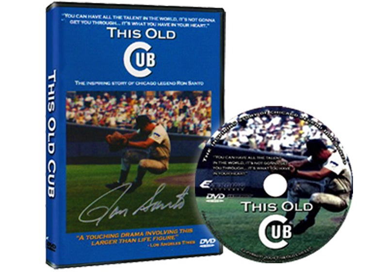 "Image of AUTOGRAPHED!!! ""This Old Cub"" DVD"