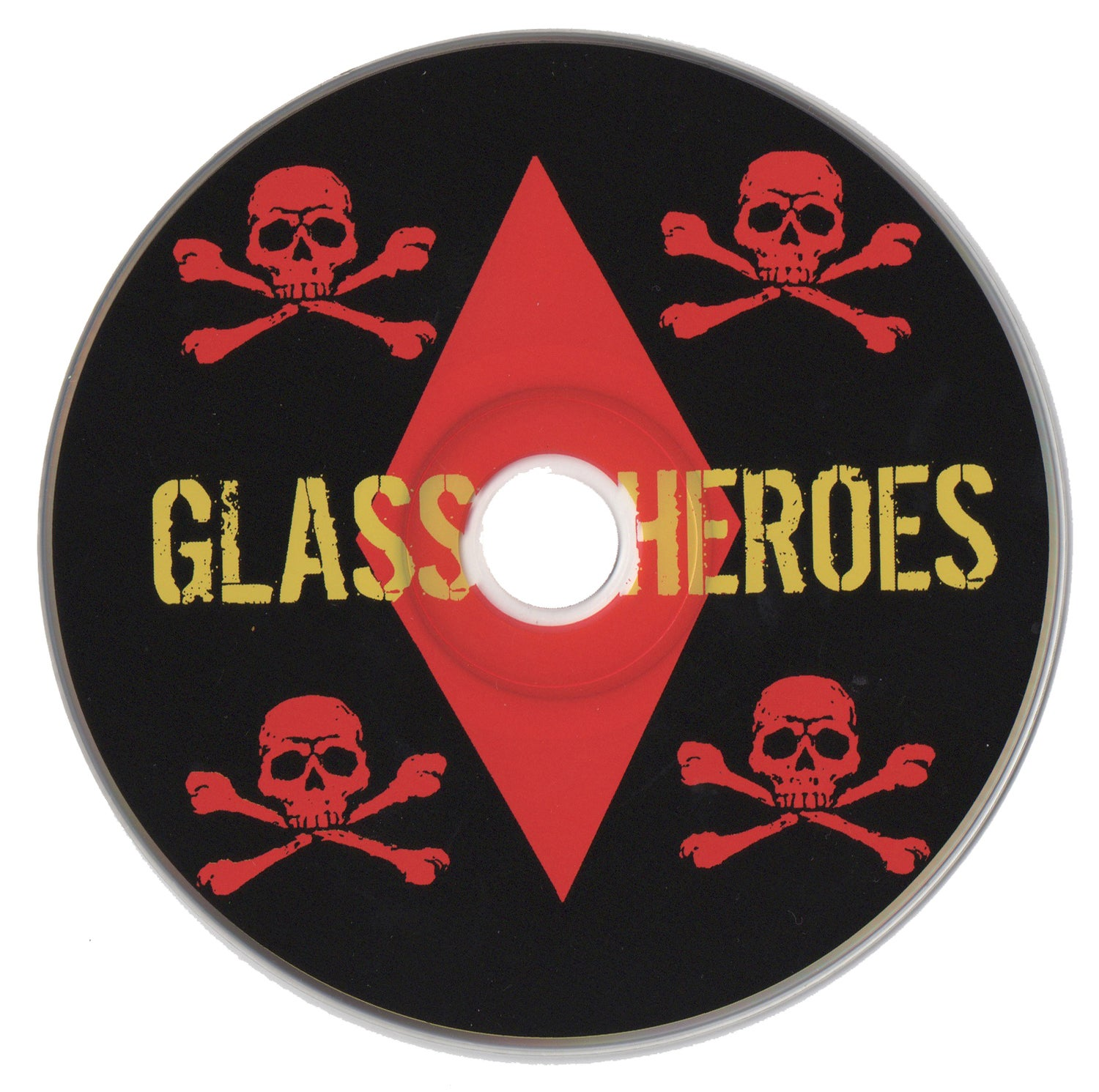 Image of Glass Heroes CD