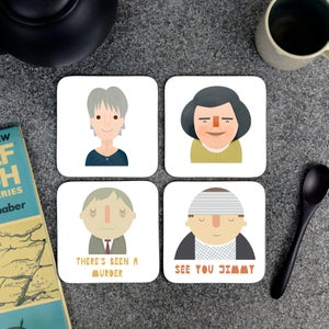 Image of Scottish Character Coasters