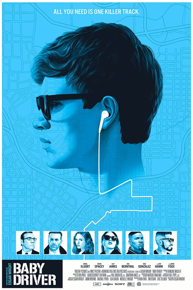 Image of BABY DRIVER (variant)