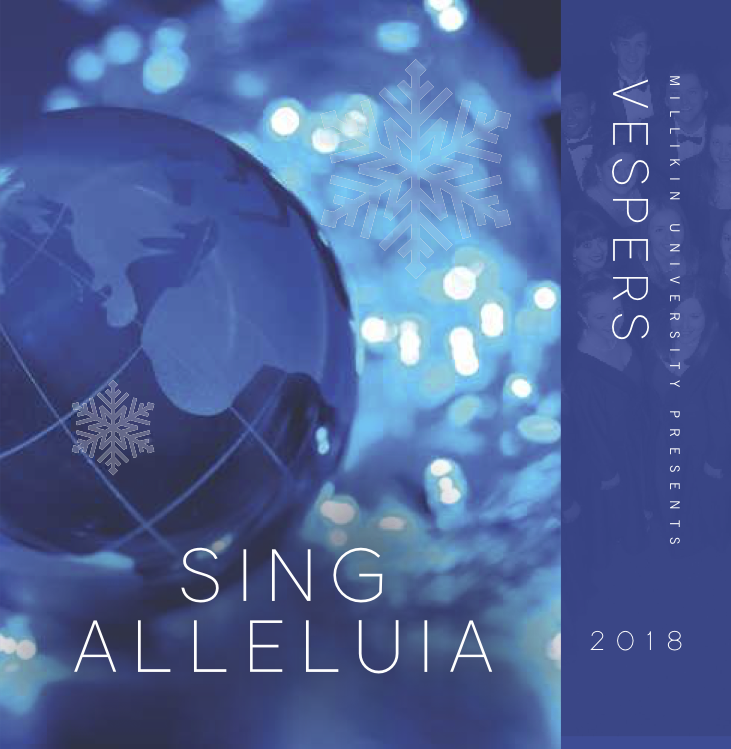 Image of Vespers 2018: Sing Alleluia