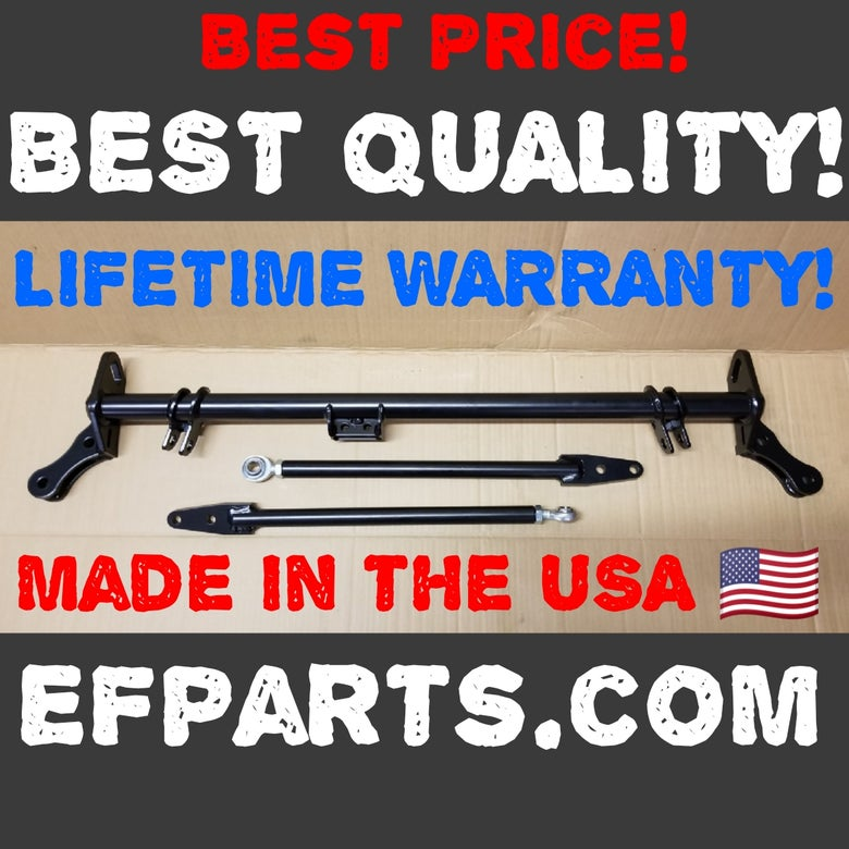 Image of  100% BRAND NEW EF Traction Bar Honda Civic LHD 88-91