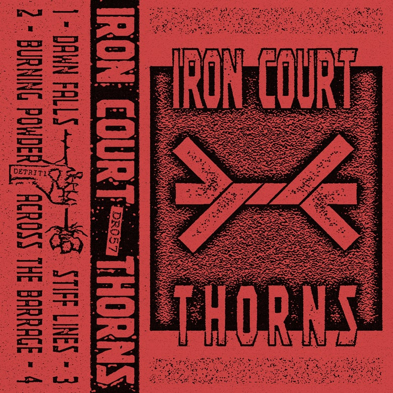 Image of Iron Court - Thorns