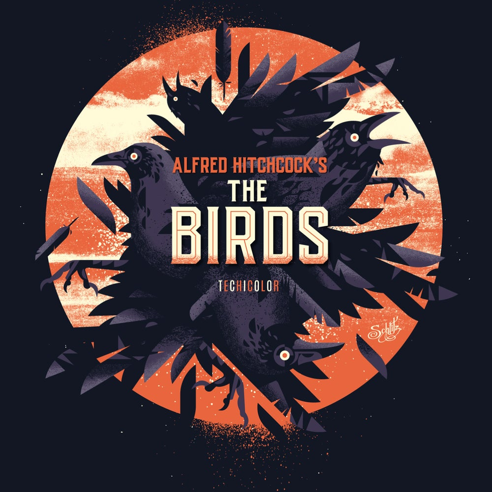 Image of Alfred Hitchcock's The Birds