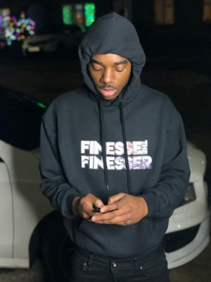 Image of FINESSER HOODIE (MENS)