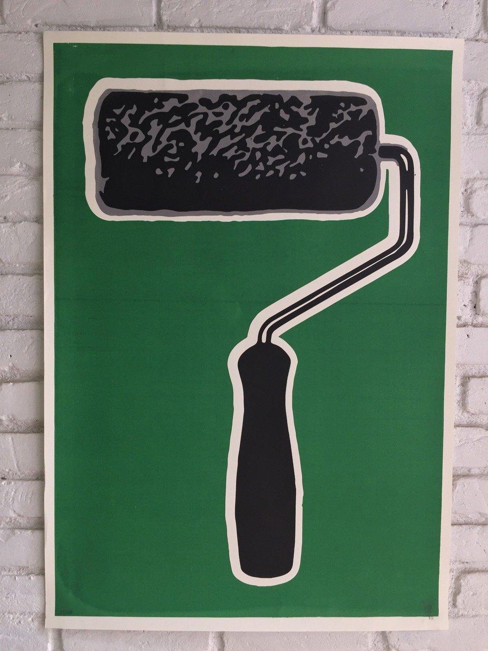 Image of Print ROLINHO - 66x96cm