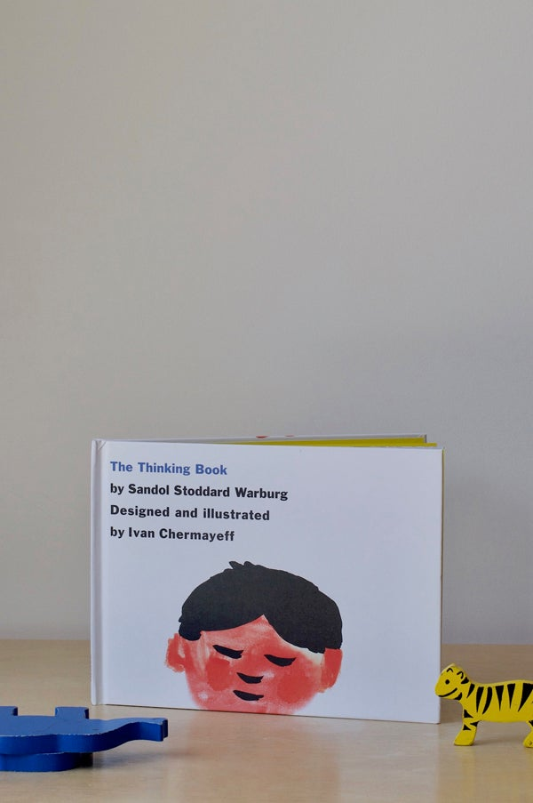 Image of The Thinking Book