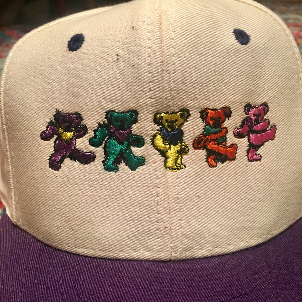Image of Original GD Vintage Bears Snapback - 1990's