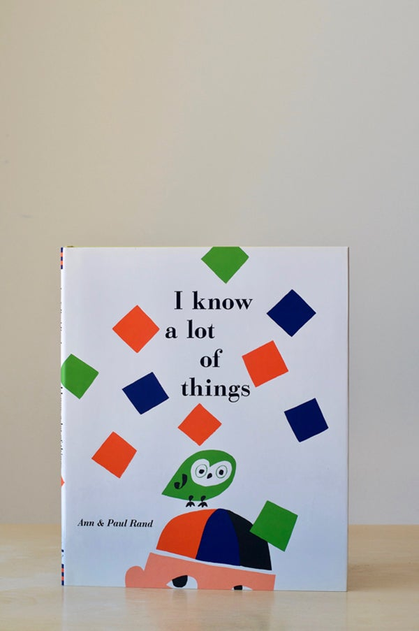 Image of I Know a Lot of Things