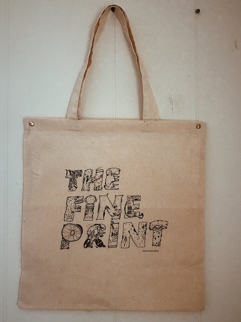 Image of *NEW* #TFPGNV Tote Bag