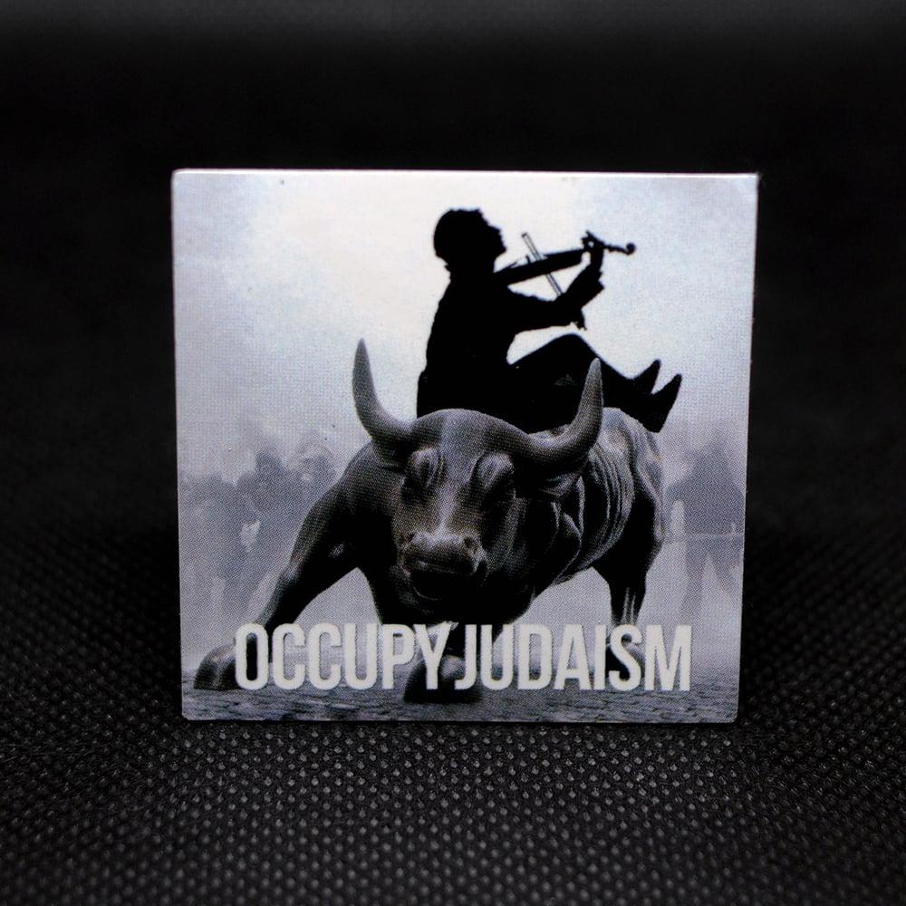 Image of Occupy Judaism sticker