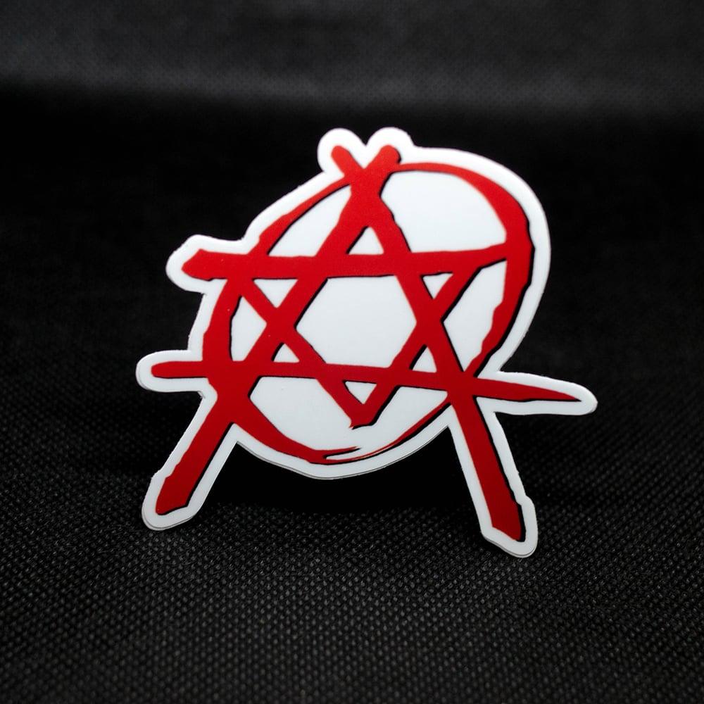 Image of Orthodox Anarchist sticker