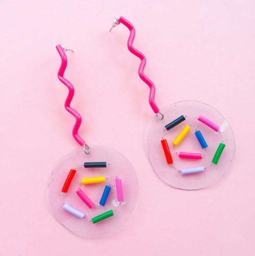 Image of Confetti hoops and wiggles