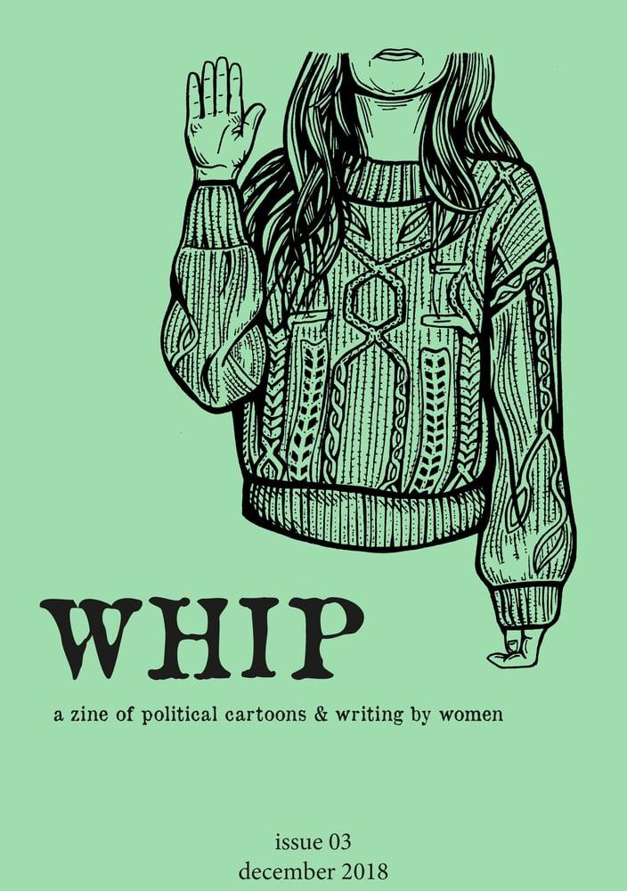 Image of WHIP Zine Issue 3