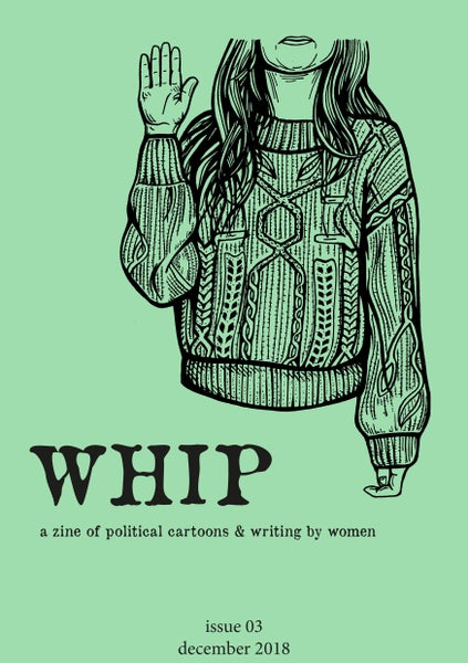 Image of WHIP Zine Issue 3