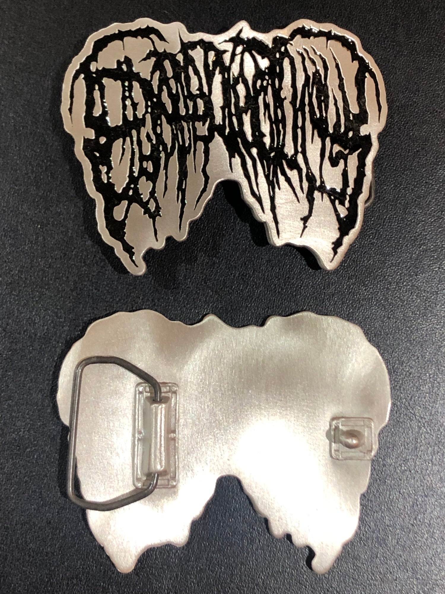 Officially Licensed Epicardiectomy belt buckles!!! | Fat ...