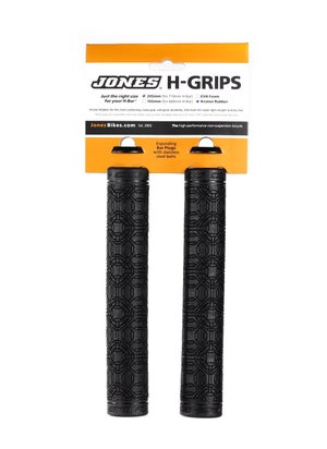 Jones Kraton H-Grips 205mm black or clear