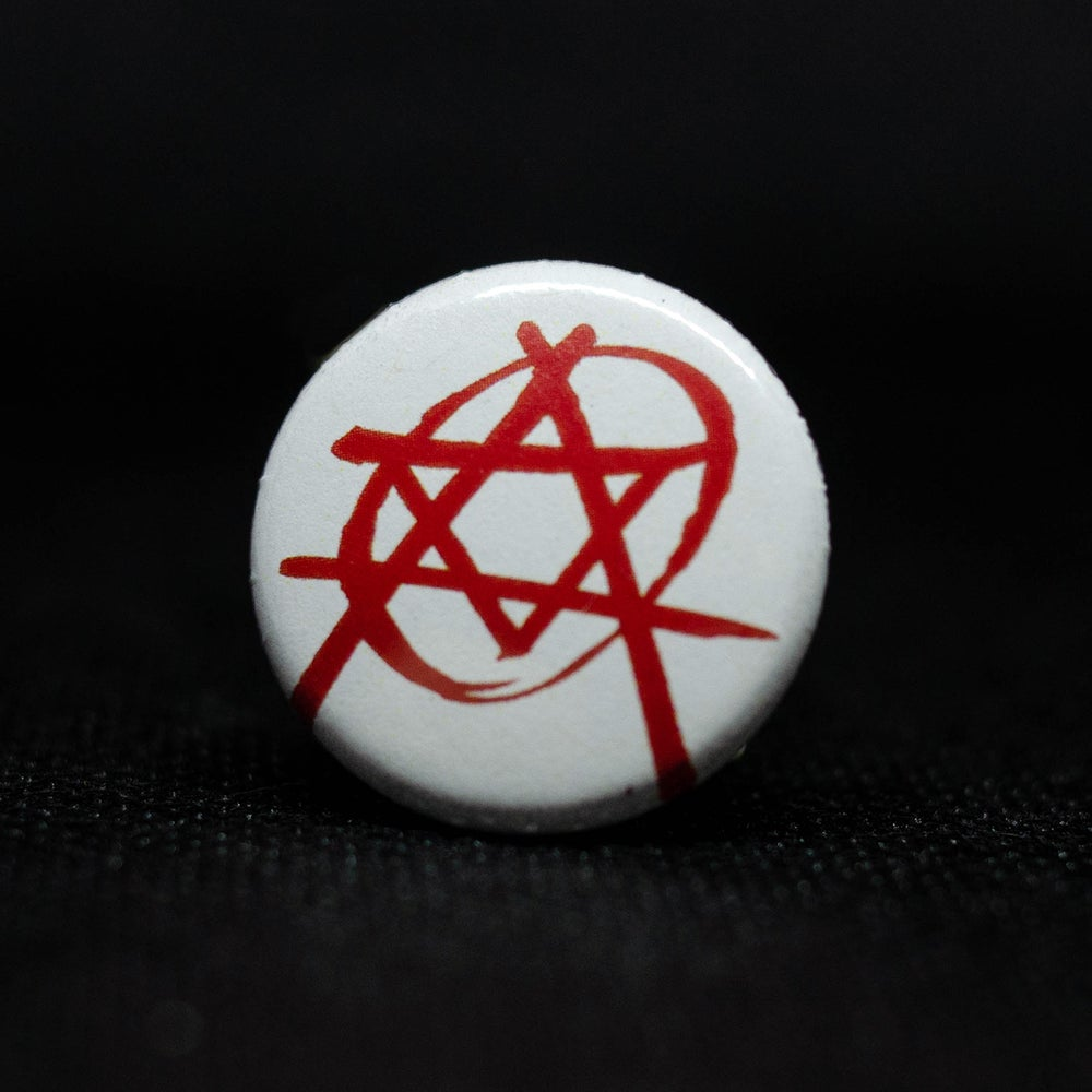 Image of Orthodox Anarchist pin