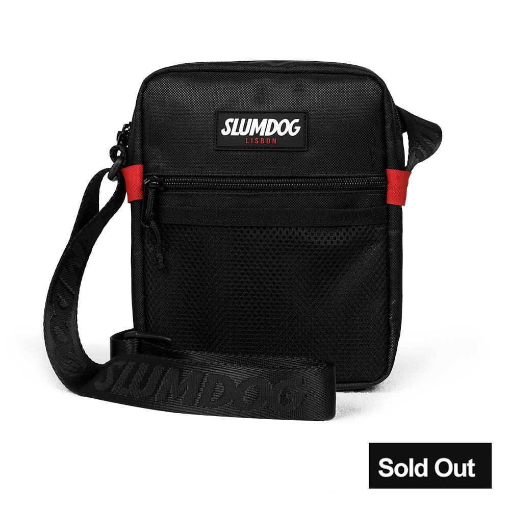 Image of SHOULDER BAG <br> BLACK