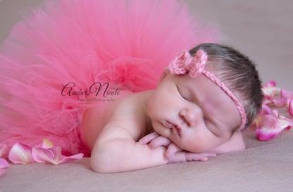 Image of Newborn Solid Tutu *Many Colors*