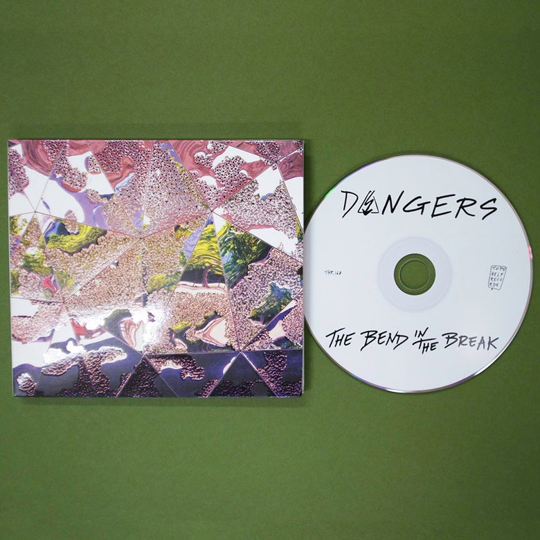"Image of Dangers ""The Bend in the Break"" CD"