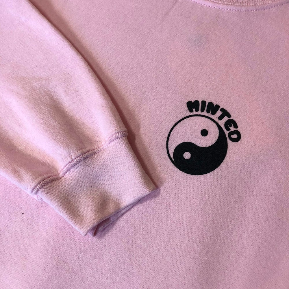 Image of Minted Dojo Sweat - Pink