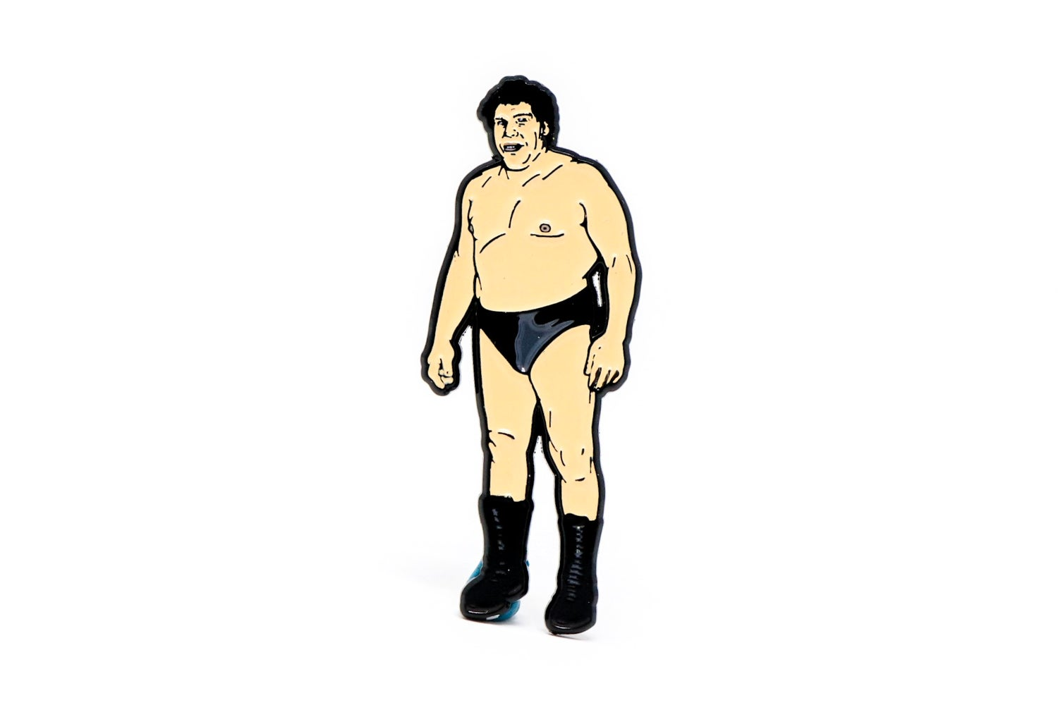Image of Andre The Giant Enamel Pin