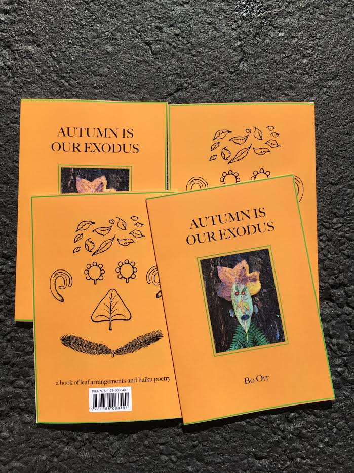 Image of **SOLD OUT** Autumn Is Our Exodus