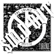 Image of THE COSMIC DEAD 'Psych Is Dead' Vinyl LP & 'Psych Is Live' CD-R
