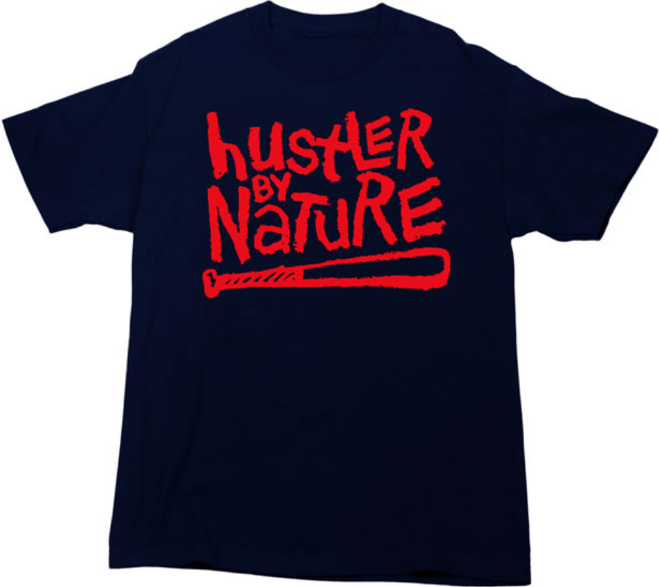 Image of Hustler By Nature T-Shirt XL