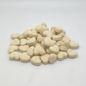 Image of HEART TREATS 1x80g - Dried Cod for Cats & Dogs