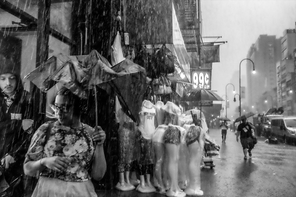 Image of West 14th Street, NYC, 2017
