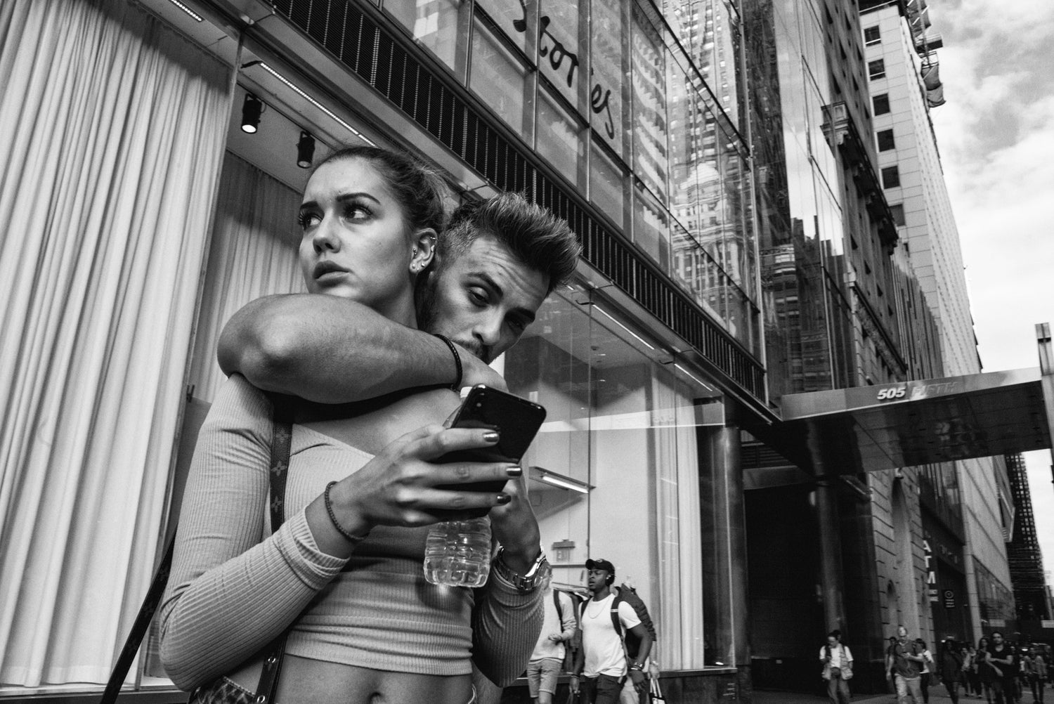 Image of West 42nd Street, NYC, 2018
