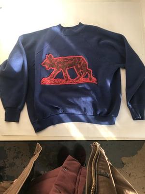 Image of Wild Dog sweatshirt