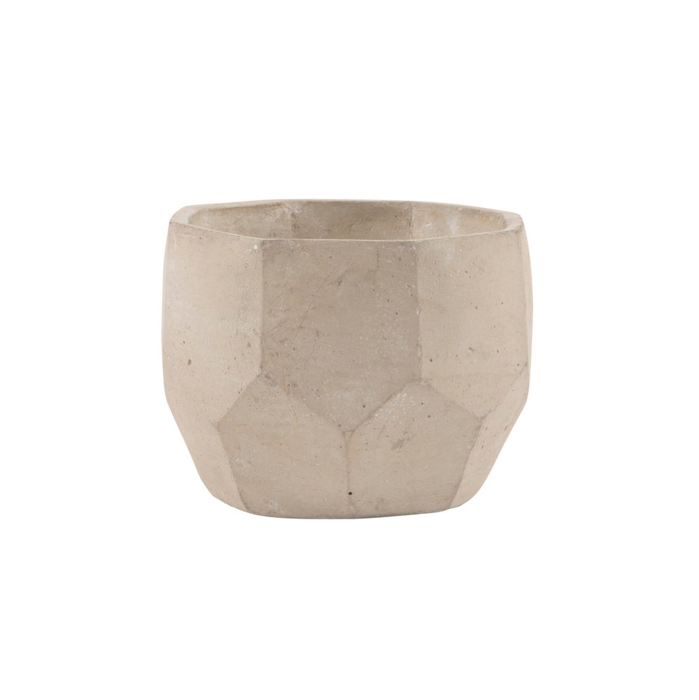 Image of Small cement planter
